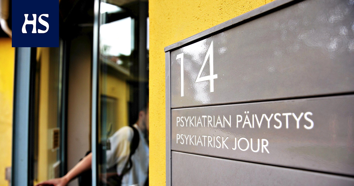Psykiatrinen Päivystys Helsinki