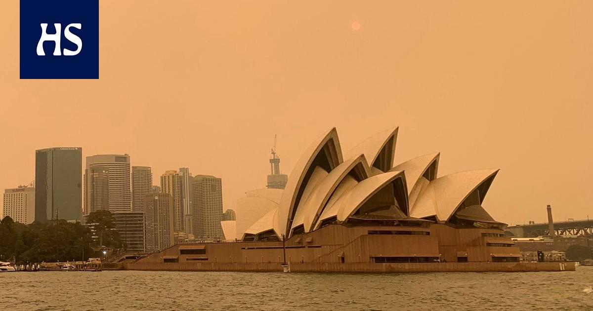 Australia Ilmasto