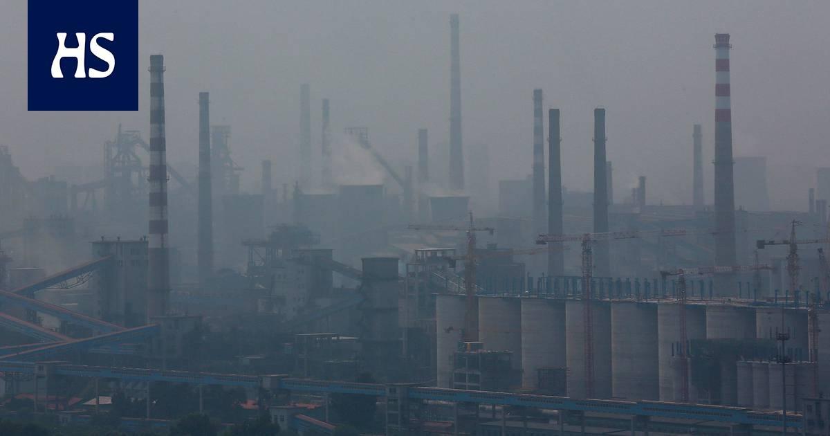 Tutkimus: Ympäristön pilaantuminen vaarantaa koko ihmiskunnan