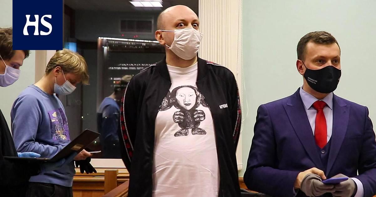 Venäjä   Vallanpitäjien ote mediaan kovenee Venäjällä: Päätoimittaja vangittiin mielenosoituksiin liittyvän vitsin jakamisesta Twitterissä