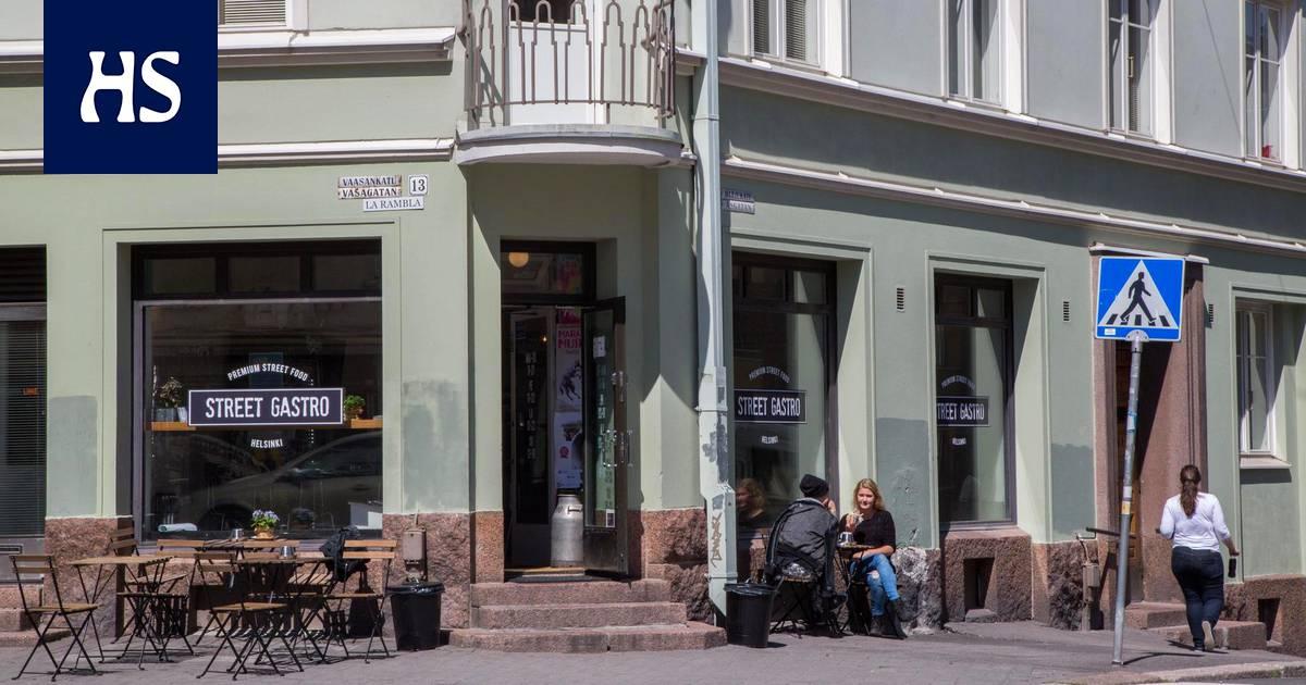 Street Gastro Kamppi