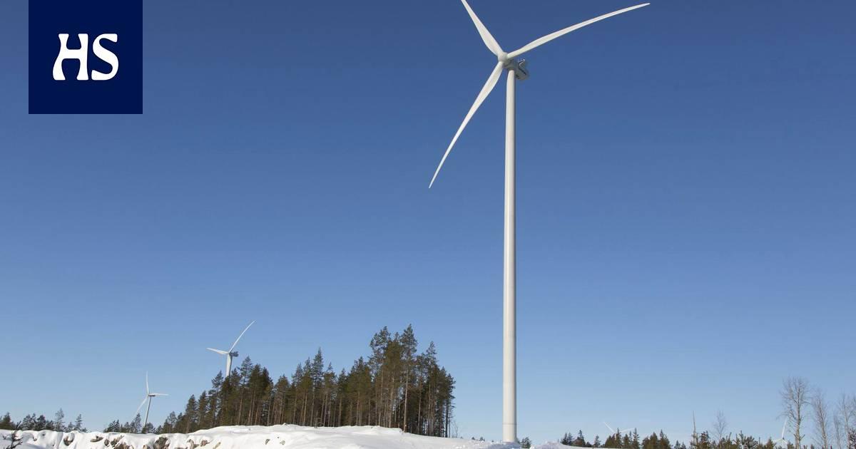 Energia   Ruotsalaisyhtiö rakentaa Lestijärvelle Suomen suurimman tuulivoimapuiston – investoinnin arvo noin puoli miljardia euroa