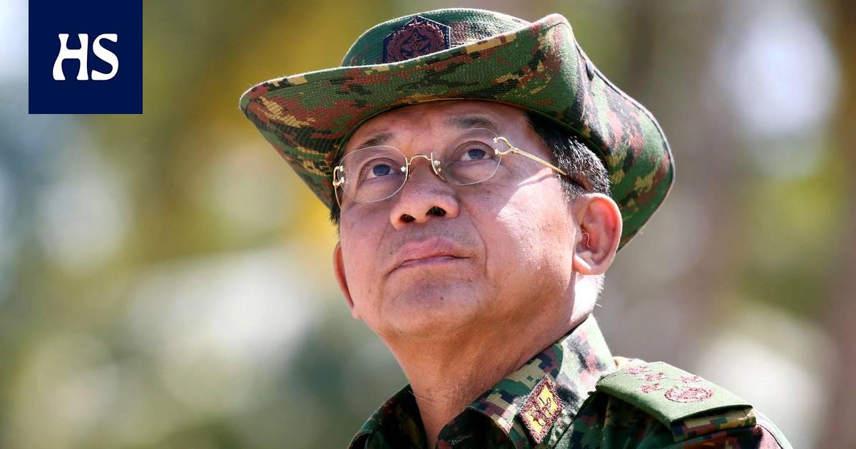 Myanmar   Myanmarissa kaappasi vallan kenraali Min Aung Hlaing, jonka johdolla armeija on toteuttanut laajoja rohingya-muslimien vainoja