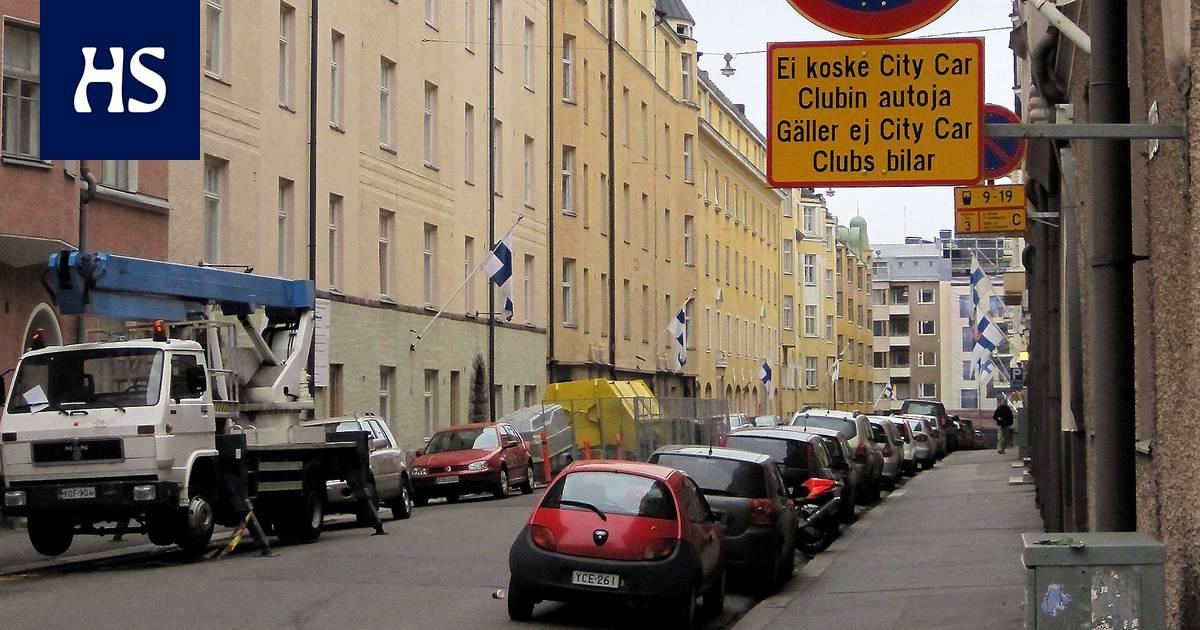 Helsingin Parkkipaikat