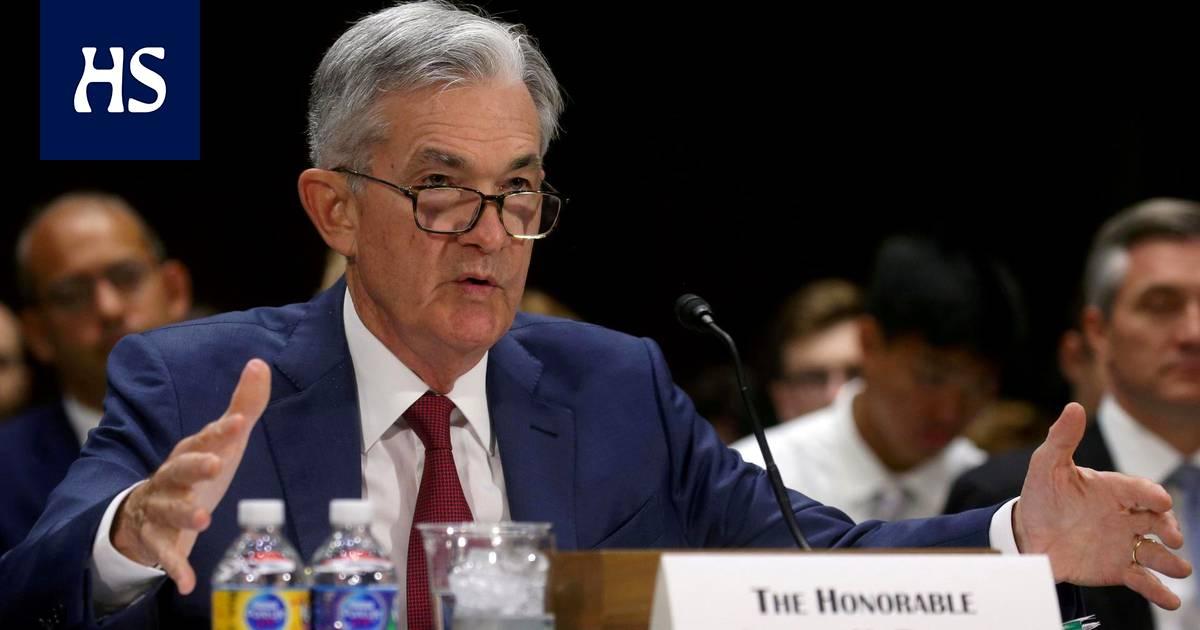 Yhdysvaltojen keskuspankki päätti ennakoidusti pitää rahapolitiikan ennallaan