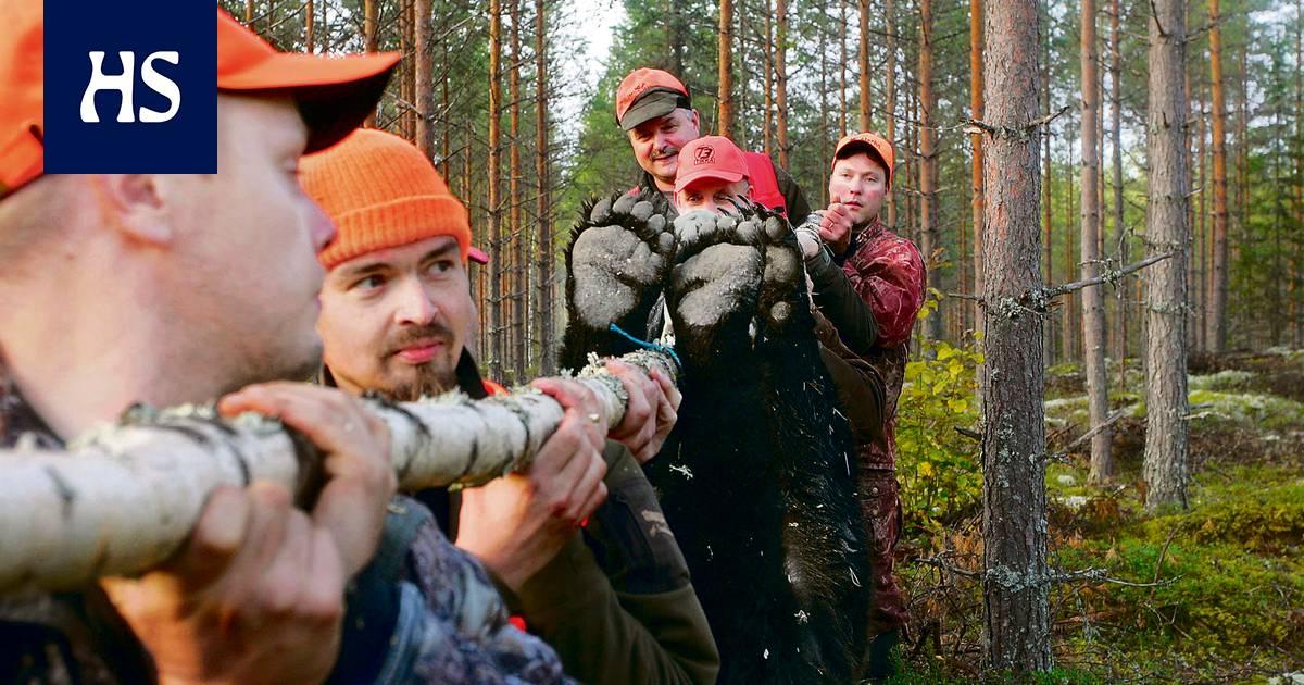 Karhukanta Suomessa