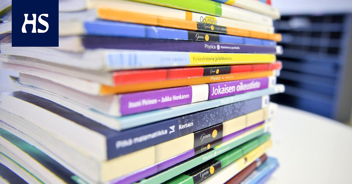 Käytettyjä Lukiokirjoja