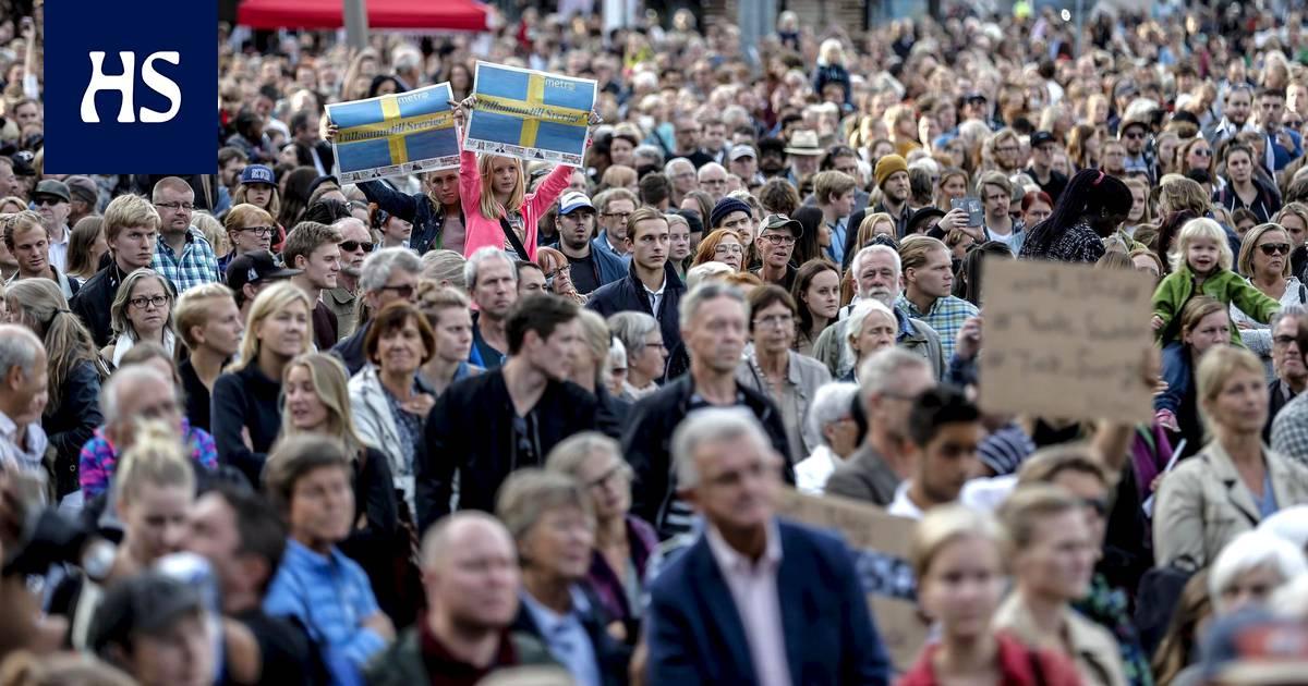 Ruotsin Väkiluku