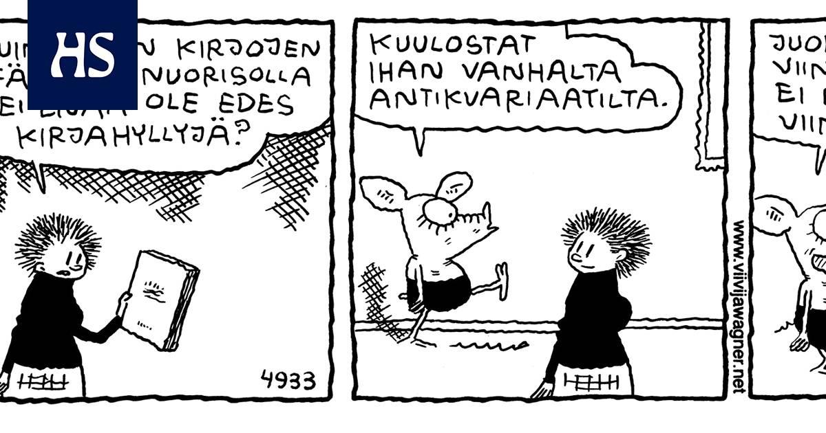 Hs Viivi Ja Wagner