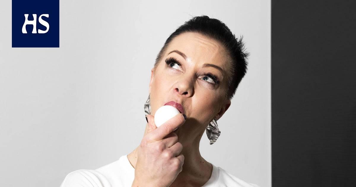Fitness mestari Hanna Skyttä ei koskaan kyllästy kananmunaan