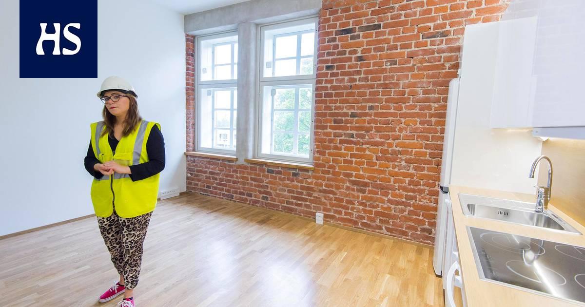 Vangit sisustivat Turun Kakolanmäelle design-asuntoja – nyt kuka vain voi päästä asumaan ...
