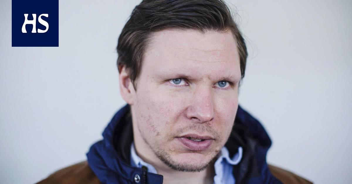 Torniolaislähtöinen Mikko Myllylahti on hymyilevä mies