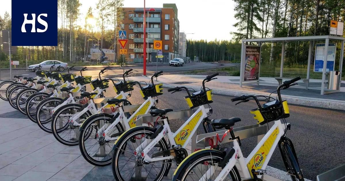 Vantaa Kaupunkipyörät