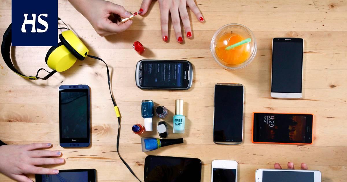 älypuhelimet Testissä