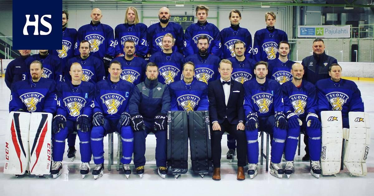 Suomen Jääkiekkomaajoukkue Pelaajat