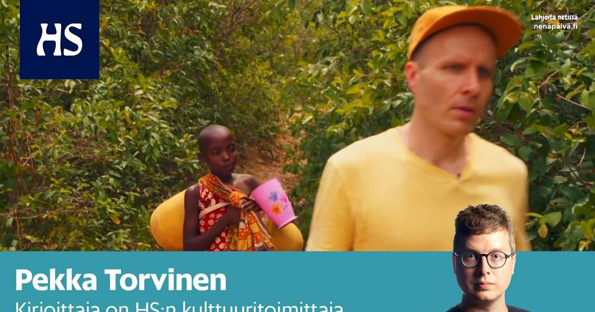 HS-analyysi | Afrikan lapset näkevät nälkää ja suomalaisjuontajat itkevät vieressä – Nenäpäivä näytti, miten vanhanaikaista kehitysapukuvasto vieläkin on, ja se on ongelma