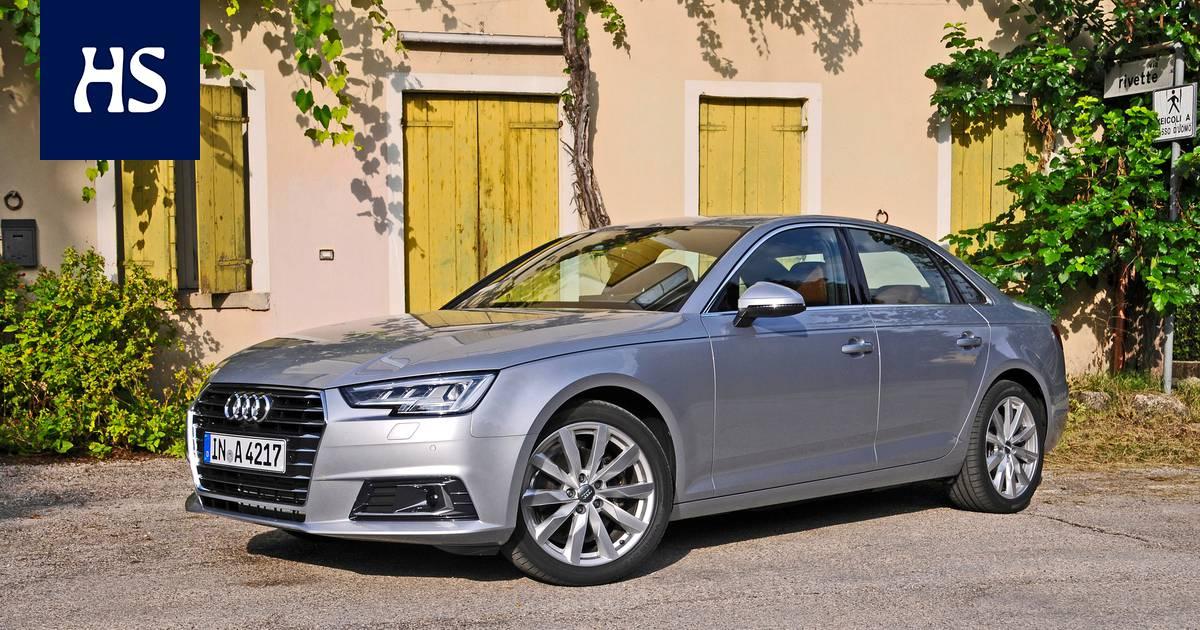 Uusi Audi A4