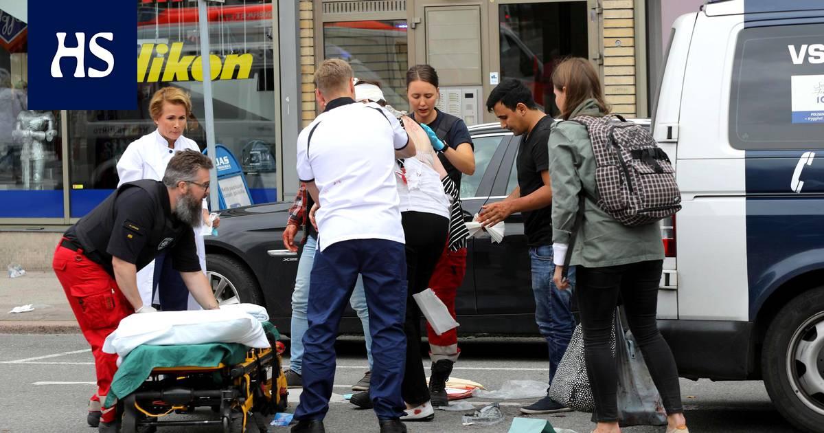 Turun puukotusiskussa loukkaantunut nainen kirjoitti verellä viestin maahan – uhrit kertoivat ...