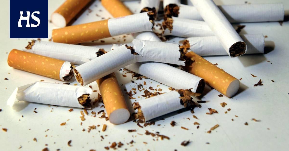 Tupakoinnin Lopetus Sovellus