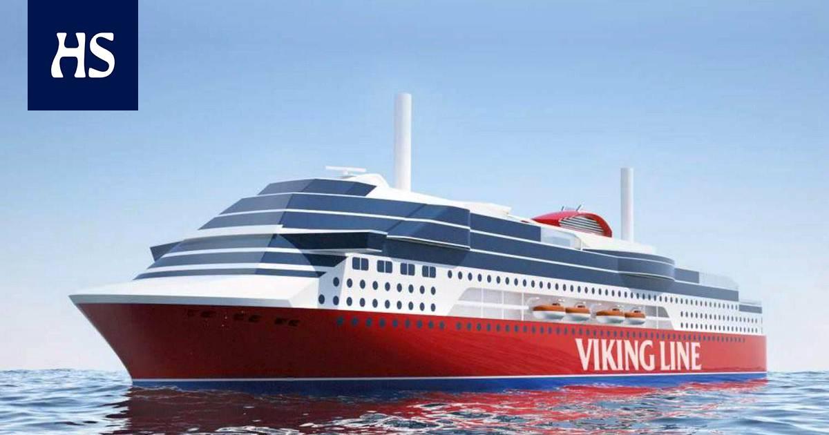 Viking Line tilaa uuden Ruotsin-laivan kiinalaiselta telakalta – hinta 190 miljoonaa euroa ...