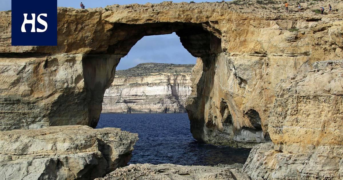 Game of Thronesistakin tuttu Maltan luonnonihme sortui – Pääministeri kutsuu surun päiväksi ...