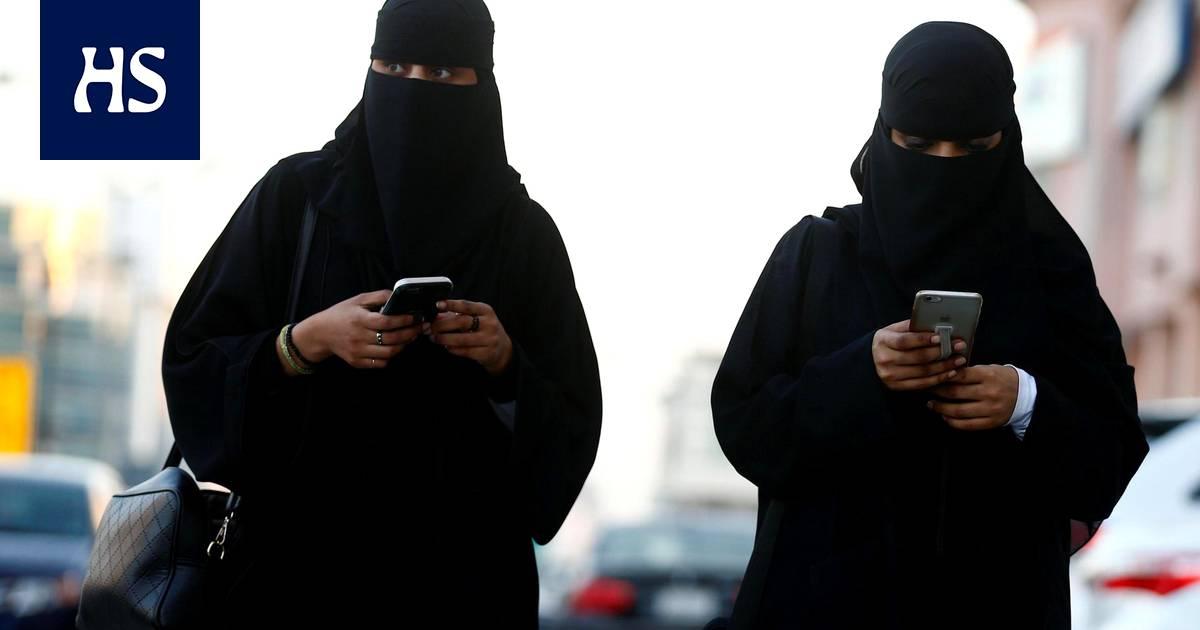 Saudi Arabia Naiset