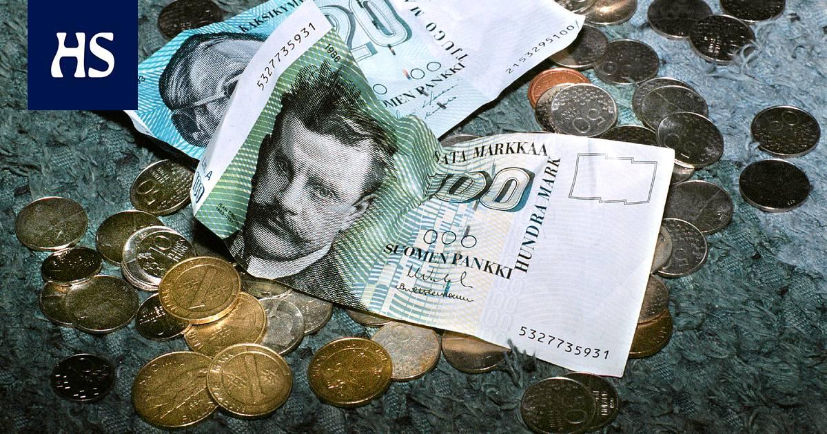 Markkojen Vaihto Euroiksi