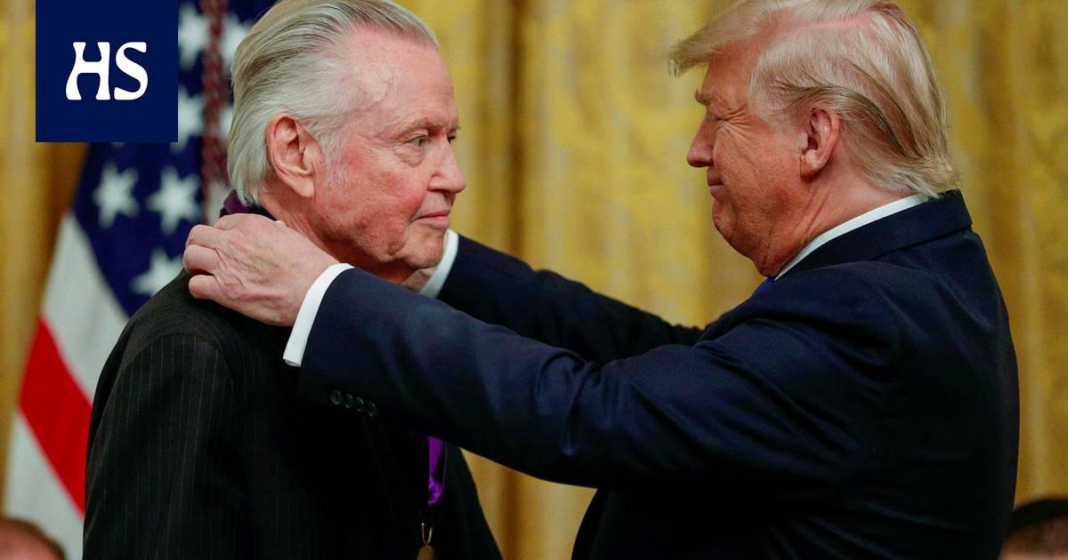 Trumpilla ei ole Hollywoodissa juuri tukijoita  paitsi...