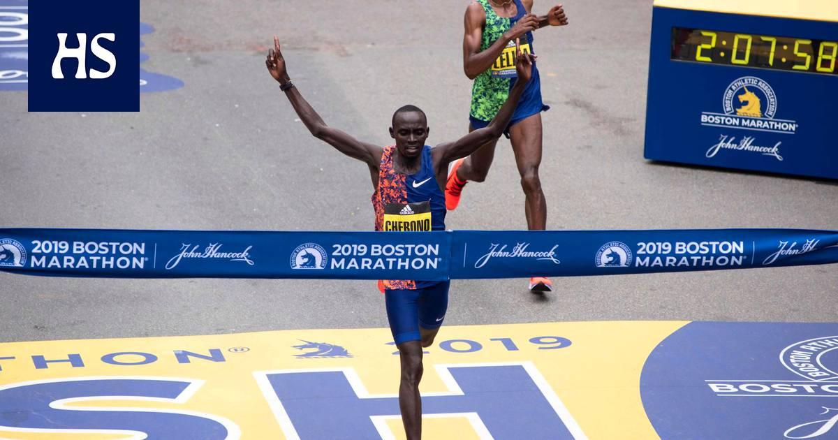 Bostonin Maraton