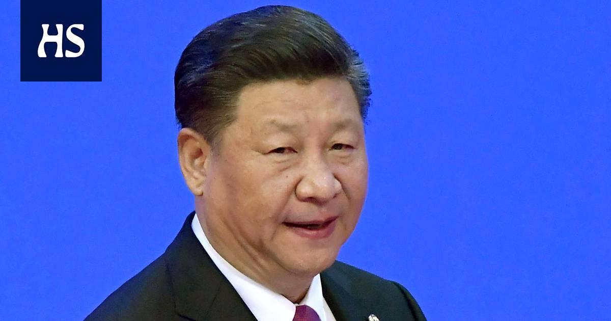 Kiinan presidentti Xi Jinping lupasi avata maansa taloutta ja varoitti kylmän sodan hengestä ...
