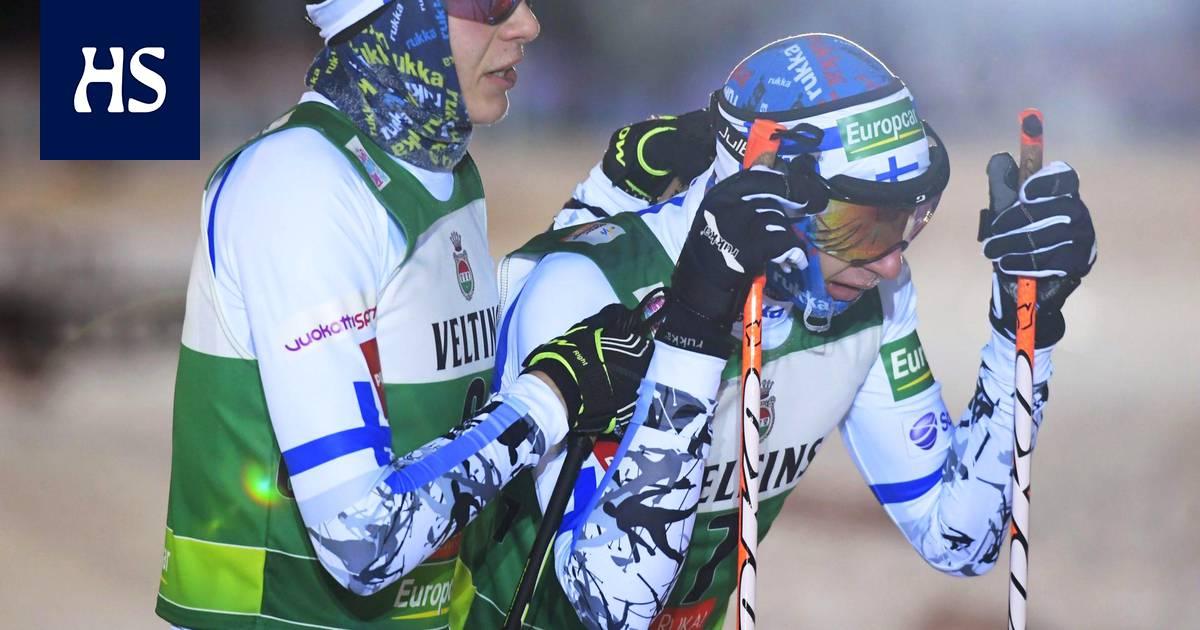 Suomen yhdistetyn joukkue venyi hienosti neljänneksi