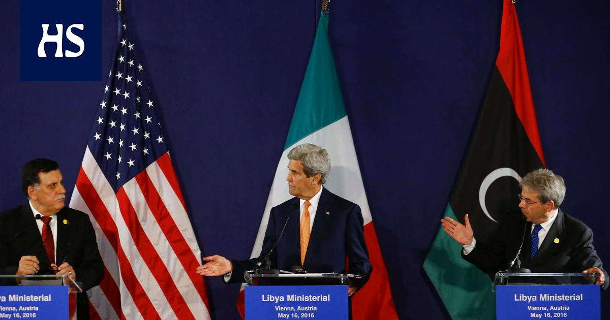 Yhdysvallat ja muut länsivallat valmiita aseistamaan Libyan sovintohallitusta – asevientikieltoa halutaan höllentää