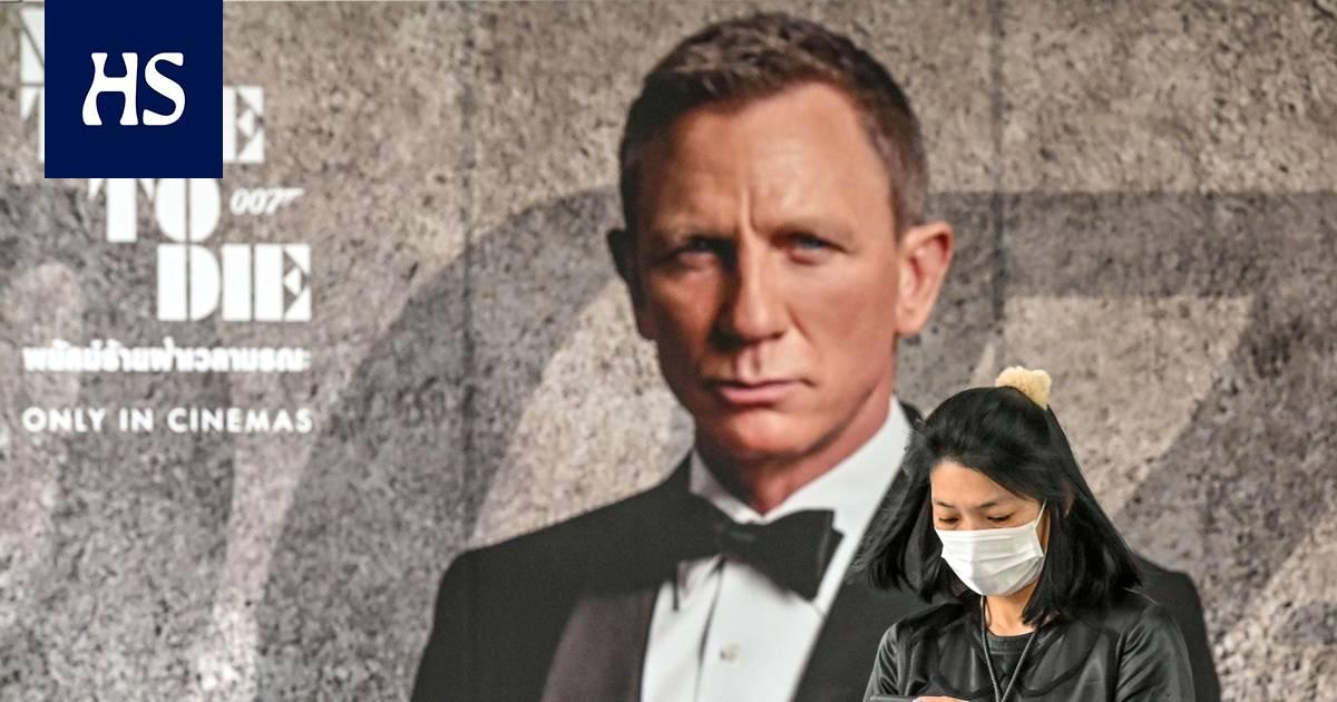 James Bond Ensi-Ilta