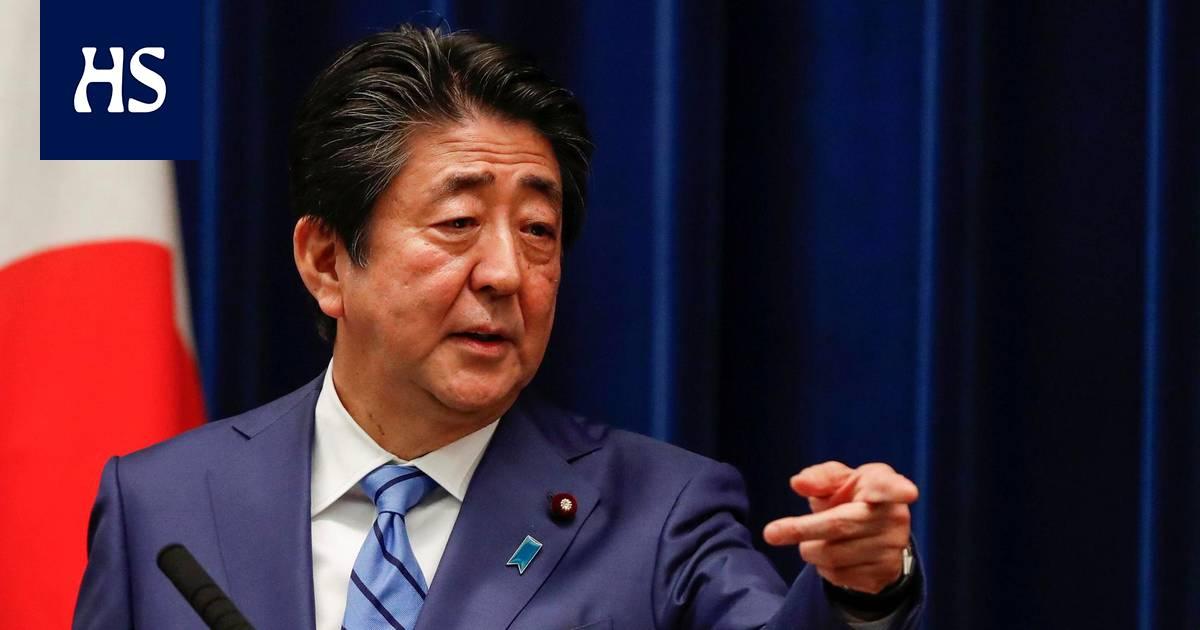 Japanin Pääministeri
