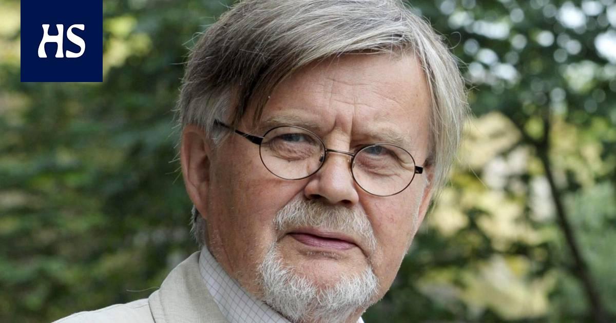 Tietokirjailija Kai Linnilä on kuollut - Kulttuuri | HS.fi