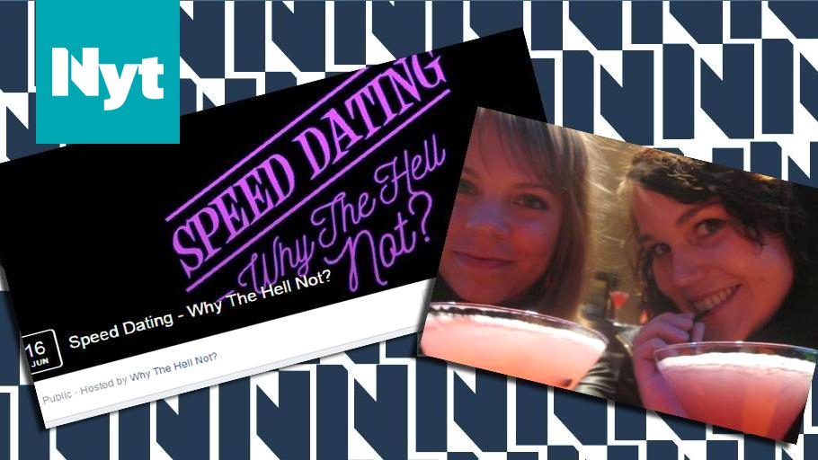 hirviö nopeus dating