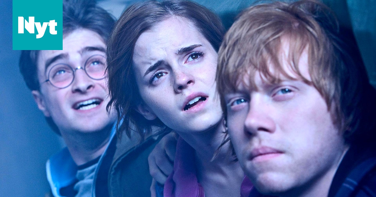 Harry Potter porno sarja kuvia