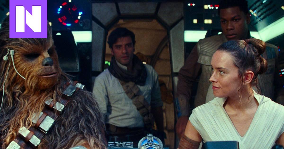 Star Wars Elokuvat Järjestyksessä
